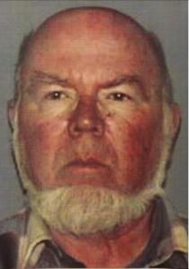 Eugene Palmer wanted for the murder of his daughter-in-law