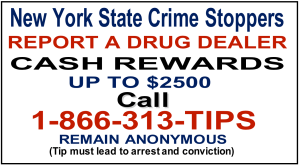 NYS Crime Stoppers Billboard Design