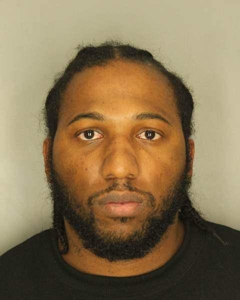 Murder suspect Joshua D. Williams